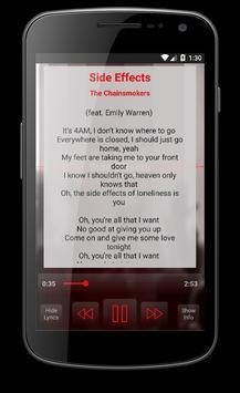 The Chainsmokers Songs apk screenshot