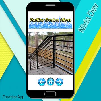 Railing Design Ideas screenshot 3