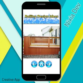 Railing Design Ideas screenshot 2