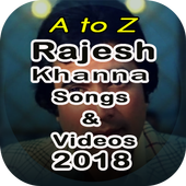 Rajesh Khanna HIT VIDEOs Songs icon