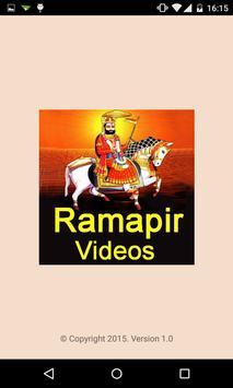 Ramapir VIDEOs Ramdevpir poster