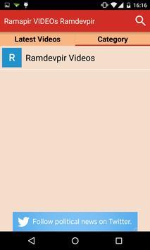 Ramapir VIDEOs Ramdevpir screenshot 1