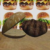 Fast Burger Run icon