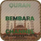 Quran Bembara Channel icon