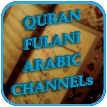 Quran Fulani Arabic Channel poster