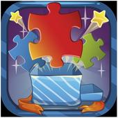 Jigsaw Worlds Free Puzzle icon