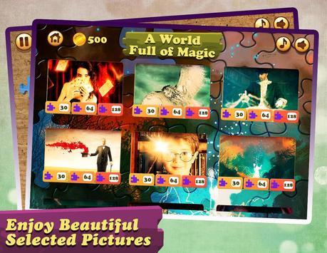 Jigsaw Worlds Free Puzzle apk screenshot