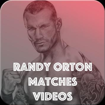 Randy Orton Matches poster