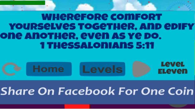 Bible Clash screenshot 4