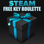 Free Steam Key Roulette icon