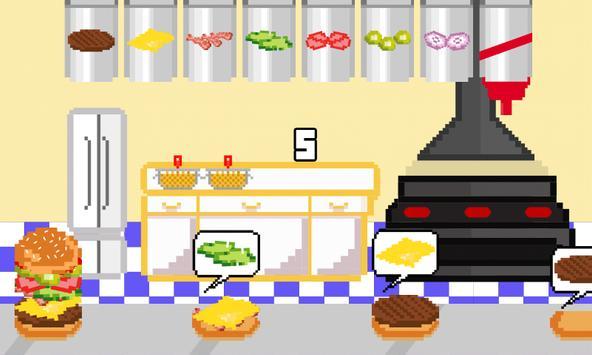 Snappy Burger screenshot 1