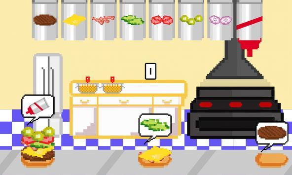 Snappy Burger screenshot 2