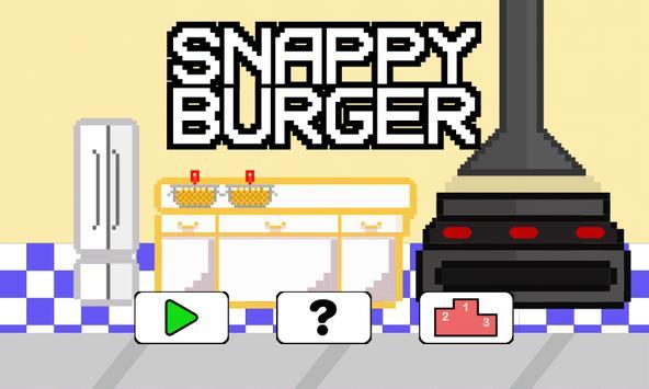 Snappy Burger screenshot 3