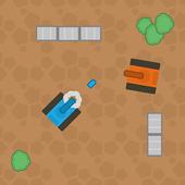 Crazy Tank Battle icon