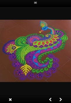 Rangoli Art apk screenshot