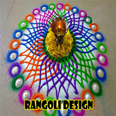 Rangoli Design icon