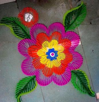 Rangoli Design screenshot 4