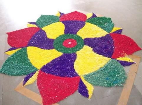Rangoli Design screenshot 5