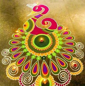 Rangoli Design screenshot 7