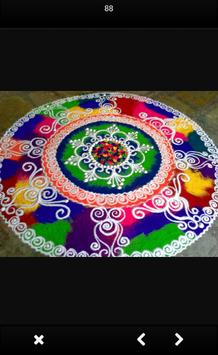 Rangoli Design screenshot 2