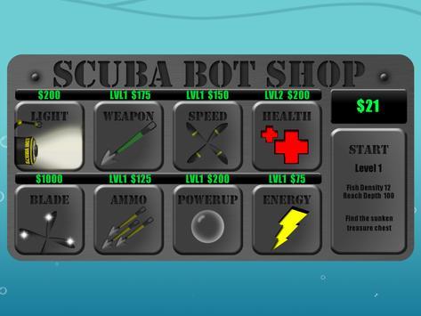 Scuba Bot screenshot 6