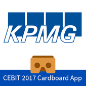 KPMG Cebit 2017 Carboard Applikation icon