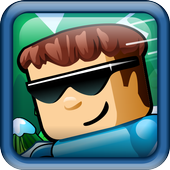 The Ice Runner icon