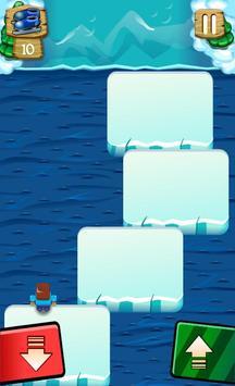 The Ice Runner apk screenshot