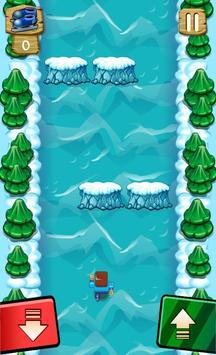 The Ice Runner poster