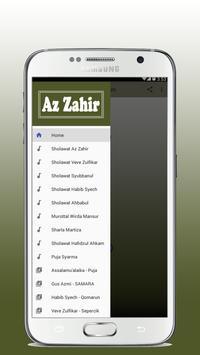 Lagu Az Zahir Full Album poster