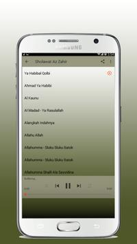 Lagu Az Zahir Full Album apk screenshot