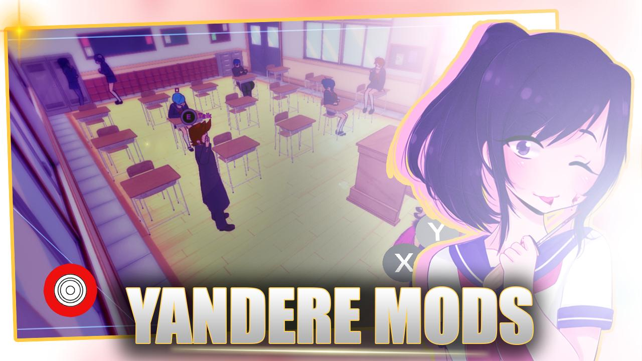 Yandere sim mods for Android - APK Download