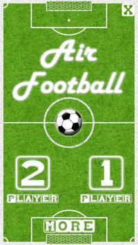 Air Football FREE poster