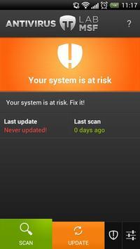 LabMSF Antivirus beta screenshot 3