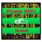 Pirate Mots De Pass WIFI Prank icon