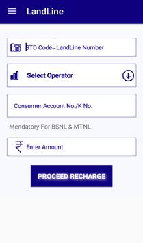 Recharge Insta apk screenshot