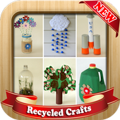 Recycled Crafts icon