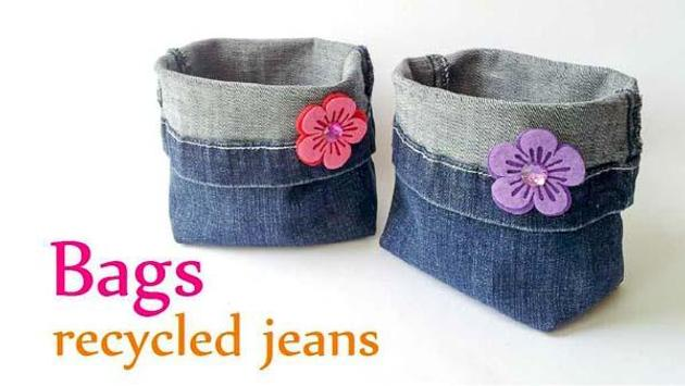 Recycled Jeans Craft screenshot 1