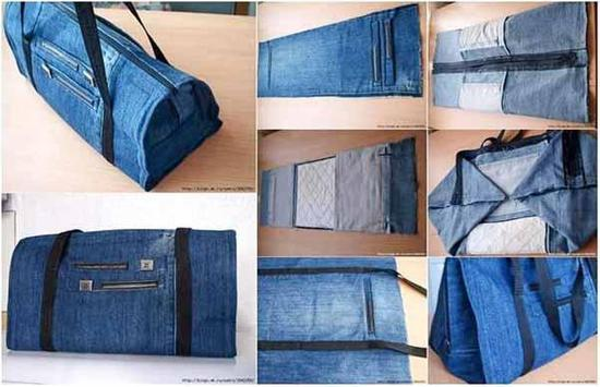 Recycled Jeans Craft screenshot 2