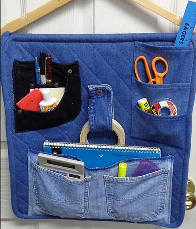 Diy Recycled Jeans Craft Ideas For Android Apk Download