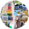DIY Recycled Plastic icon