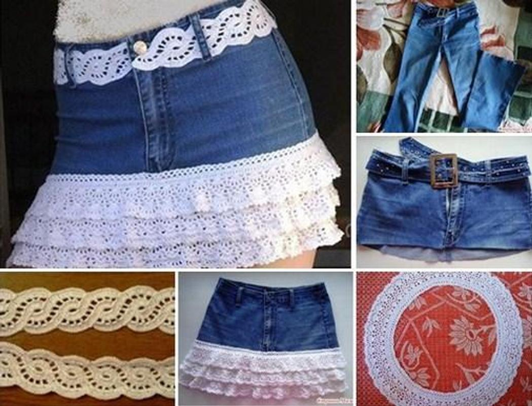 Recycled Jeans Craft Ideas For Android Apk Download