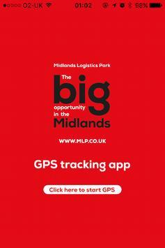 MLP GPS Masterplan Tracking poster