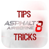 Tips for Asphalt 8 Airborne icon