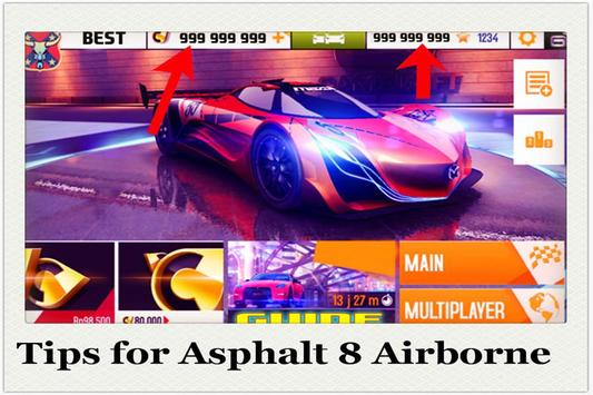 Tips for Asphalt 8 Airborne screenshot 2