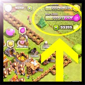 Cheat for Clash of clans Guide icon