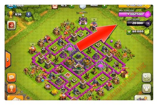 Cheat for Clash of clans Guide screenshot 1