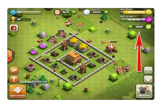 Cheat for Clash of clans Guide screenshot 2