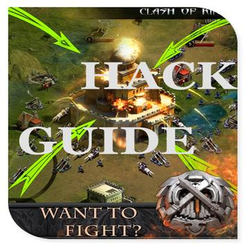 Guide for Clash of King Hack apk screenshot