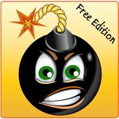 Bomb Crush Game icon